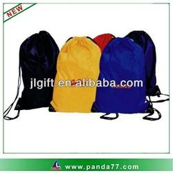 2013high quality nylon mesh drawstring bags