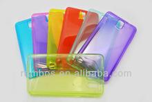 Soft TPU Gel Case Back Cover Skin Phone Cover for Samsung Galaxy Note 3 N9000