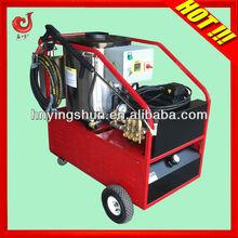 2013 mobile industry diesel hot water high pressure oil drum cleaning equipment