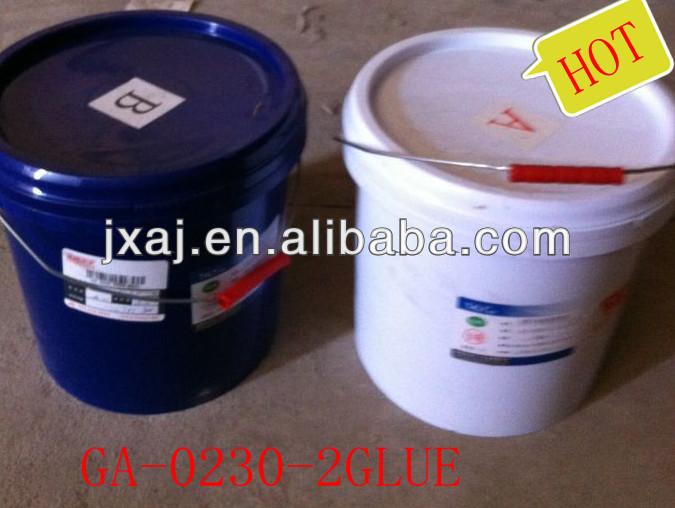 Ga-0230-2 flammschutzmittel thermische flüssigkeit gießen dichtstoff