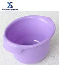 solid bowl plastic injection mould zhejiang taizhou supplier