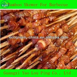 Disposable Bamboo BBQ Pork Ribs