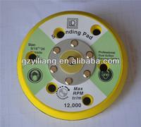 4inch Acrylic chrome grinding pad