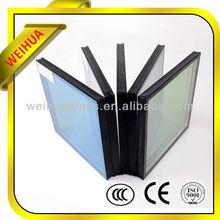 Dark Blue Solar Reflective Glass (CE/ISO/SGS/CCC)