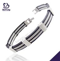 New fashion bracelet jewelry wholesale silicone bracelet watch