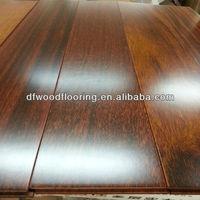 Smooth UV Coating Merbau Solid Wood Flooring