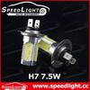 Factory Supply High Power 3W 6W 7.5W LED Auto Light H1 H7 H4