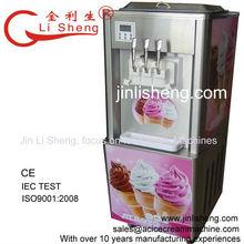 Jin Li Sheng BQ332 Soft Ice Cream Machine Can Make Frozen Yogurt