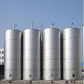 De acero inoxidable tanque de almacenamiento