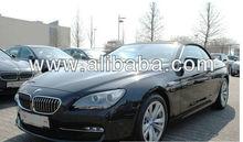 BMW 640i Cabrio Aut