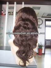 Best seller Premier Factory direct top quality malaysian lace front wig virgin malaysian hair wigs