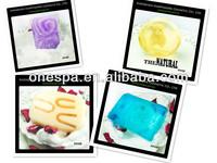 Moisturizing perfumed glutathione soap and papaya soap