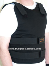 Concealable Bulletproof Vest Level 3A + Anti-Stab (Knife, spike)