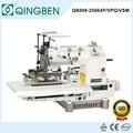 Qb008-25064p/vpq/vsm multi japonés de la aguja de la máquina de coser( 25 la aguja solo elástica plisado smocking máquina de coser siruba)