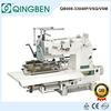 QB008-33048P/VPQ/VSM Multi needle sew machine (33 Needle Single Elastic Shirring Smocking Sewing Machine siruba )