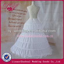 2014 hot beautiful fashion lady wedding petticoat