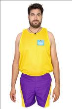 Basketball reversible vest