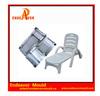 Folding plastic beach chair mould