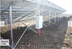 Bluesun high quality easy install solar powered car ventilation system