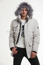 2014 Style Fashion White Winter Down Coat