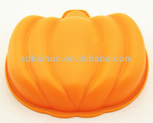 promotion microwave safe cake design of a pumpkin
