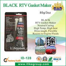 black high temperature rtv silicone (canton fair 2013)