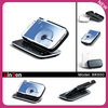 External Bluetooth Keybord For Samsung Galaxy S3 Wireless Keyboard Case i9300 BK650