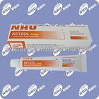 Compound Ketoconazole Cream,1g:10mg+0.25mg+5000U,skin infection cream,eczema treatment