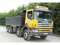 Scania 114/360 8x4 basculante diesel, 1502186