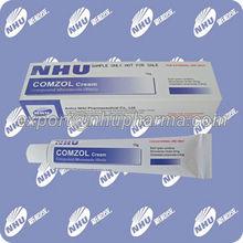 Compuesto Miconazole nitrato de crema, Crema eczema, Enfermedad de la piel crema