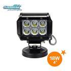 SM6024-36 36W 7''suv headlight,suv hid driving light and tractor headlights