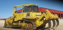 Crawler Tractor Komatsu D155AX-6 2008