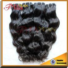 wholesale eurasian wavy hair extension for black