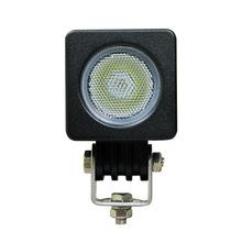 """2"""" rectangle 10W 12-24V 750lumen LED work light, LED work lamp 6101"""
