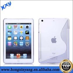 for ipad mini tpu case cover , tpu case manufacturer