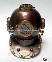 Divers Diving Helmet / Nautical Divers Helmet / Nautical Diving Helmet / Diver Helmet
