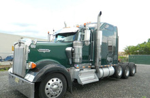 Kenworth Truck W900L with Sleeper Cab