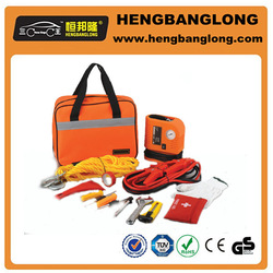 Emergency car kit emergency roadside kit list