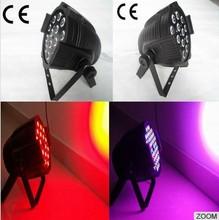 36leds LED The stage PAR lights(36*1/3W RGB) 36*3w Lighting system led par