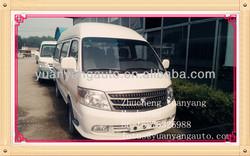 6-11 seats Diesel 4*2 Foton View(Mini Bus)