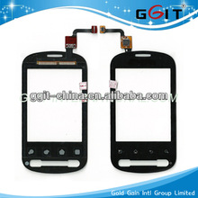 Touch screen faceplate replacement for LG P350 cell phone touch screen repair part