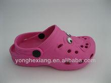 Beautiful eva nude garden shoes for girls