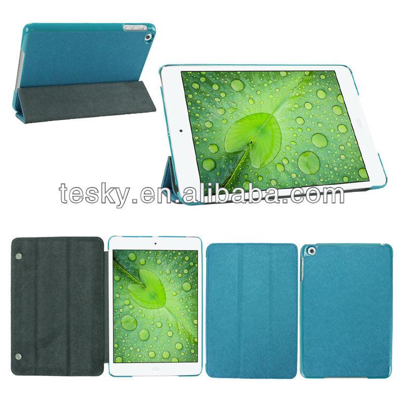 Smart PU Leather Case Hard Cover Sleeve For Apple Ipad mini 2 Retina