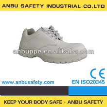 lace up multifuctional special purpose white lab shoes/footwear for laboratory