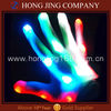 Wholesale multicolor light up gloves