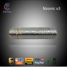 SS & Brass 510 thread Ehpro Nzonic v3 mod ,Magneto mod e cigarette