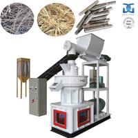 Hot selling LGX series 800-1800kg/h wood sawdust biomass straw pellet mill