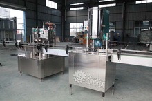 Sparkling Water Aluminum Can Filling Line