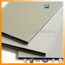 interior wall cladding in aluminium composite panel