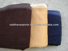 Acrylic Hotel Blanket Manufacturer